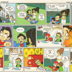 کمیک فارسی JL8 قسمت ۱۰۹
